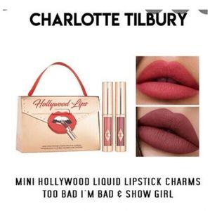 Charlottle Tilbury Mini Hollywood Lips Duo